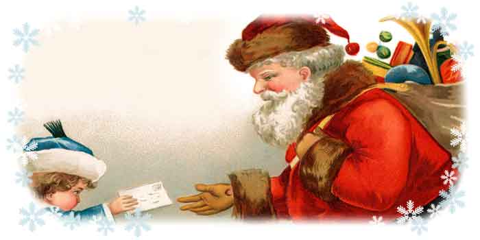 A Letter From Santa Claus A Classic Christmas Story