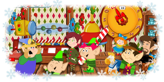 [Santa's Workshop & Craftroom]