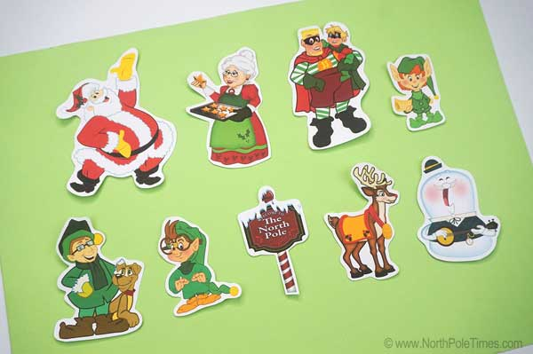 [Christmas Pop Up Cards]