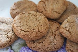 [Grandma K's Molasses Cookies  ]